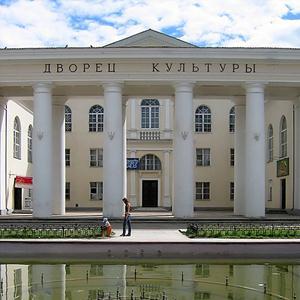 Дворцы и дома культуры Тарко-Сале