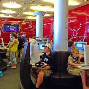 Интернет-кафе Тарко-Сале