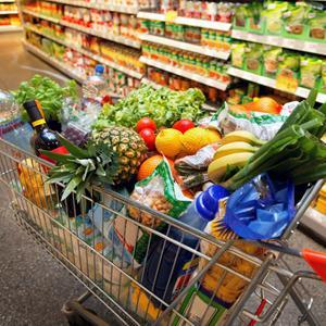 Магазины продуктов Тарко-Сале