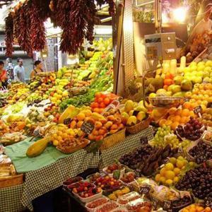 Рынки Тарко-Сале
