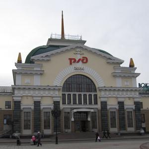 Железнодорожные вокзалы Тарко-Сале